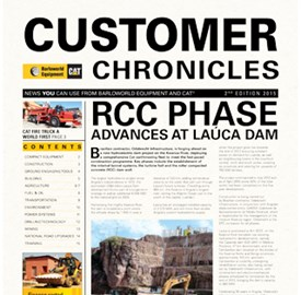 CUSTOMER CHRONICLES 2ND EDITION 2015