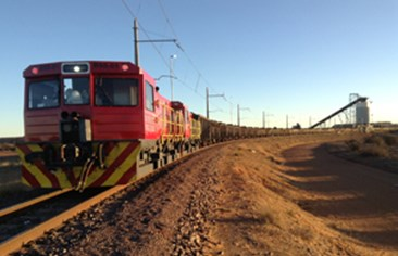 CAT POWERED SHUNTING LOCOMOTIVE FOCUSES ON MINING SECTOR
