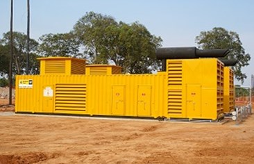 STANDBY POWER GENERATORS FOR KONKOLA