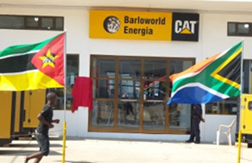 BARLOWORLD ENERGIA OPENS IN PEMBA MOZAMBIQUE