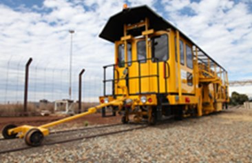 STAND G3 AT AFRICAN RAIL EXHIBITION FROM THE 30TH JUNE - 1ST JULY 2015