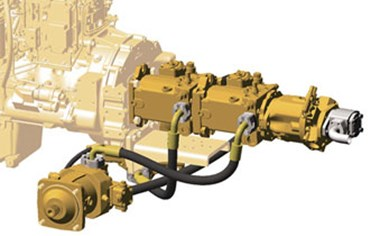 Cat® Powertrain Systems