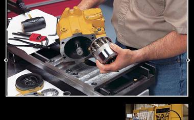 Cat Hydraulic Pump Leaflet