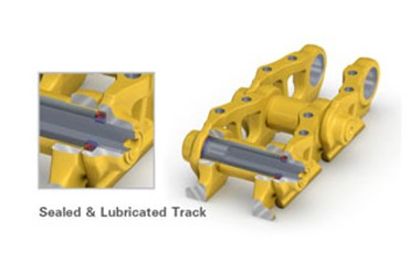 Cat Sealed & Lubricated Track (SALT)