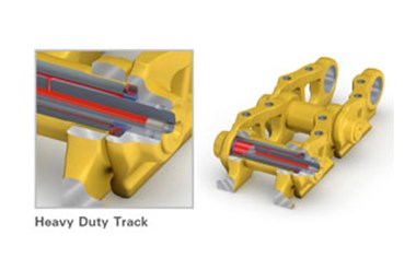Heavy Duty Track (HD)