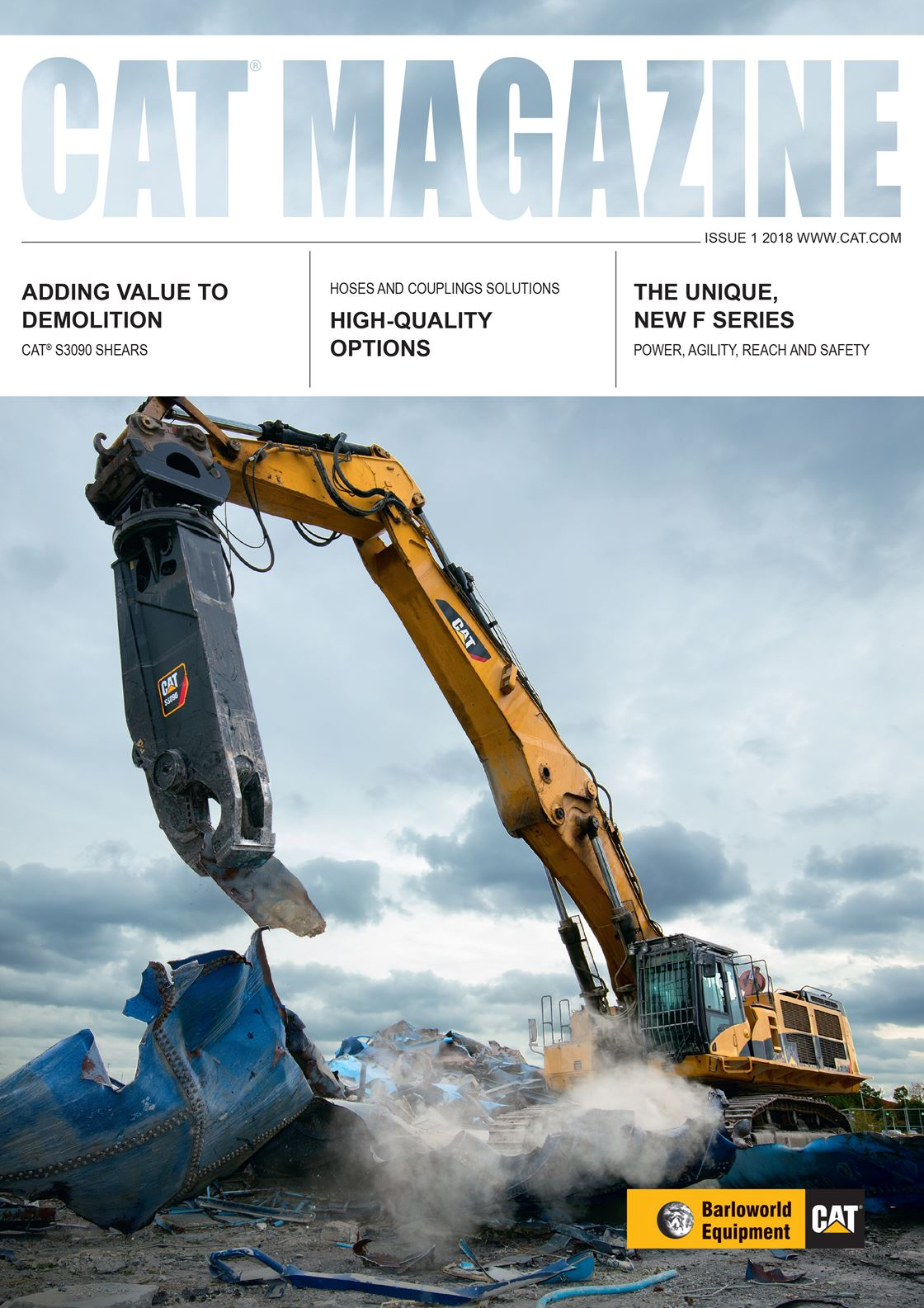 Barloworld Equipment | Cat @ Magazine