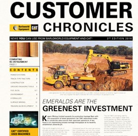 CUSTOMER CHRONICLES 3RD EDITION 2014