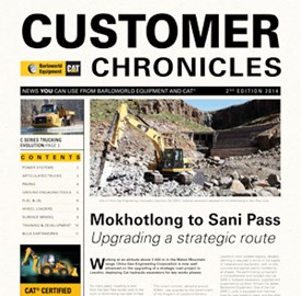 CUSTOMER CHRONICLES 2ND EDITION 2014