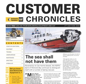 CUSTOMER CHRONICALS - 2 EDITION 2009