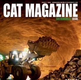 CAT® MAGAZINE - ISSUE 2 2009